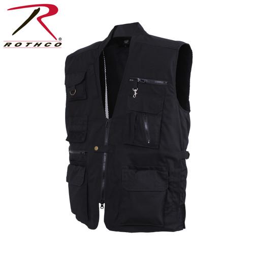 Plainclothes Concealed Carry Vest - Black