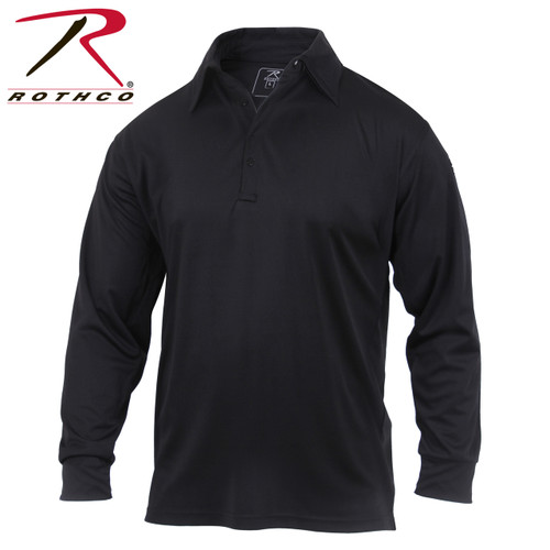Long Sleeve Tactical Performance Polo