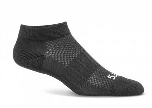 5.11 PT Ankle Socks 3-Pack - Black