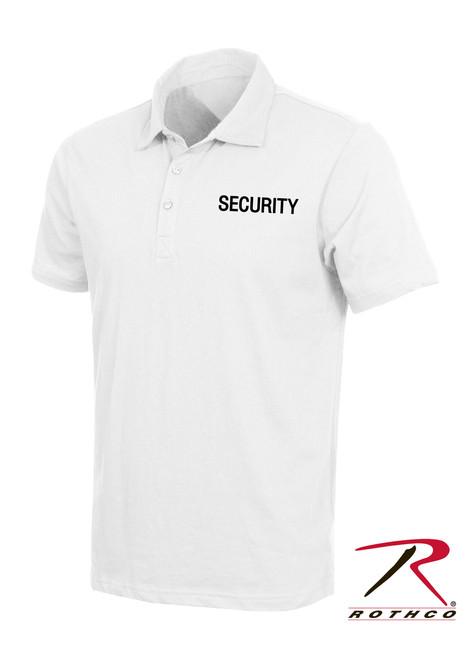 Rothco Moisture Wicking 'Security' Polo Shirt