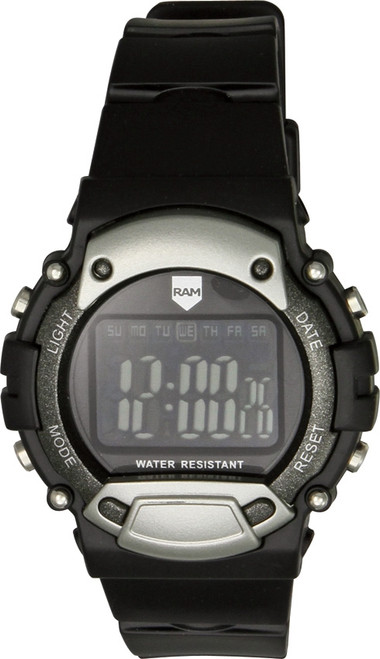 Ram Digital Digital Watch