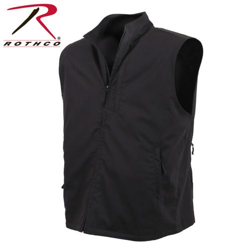 Rothco Undercover Travel Vest - Black
