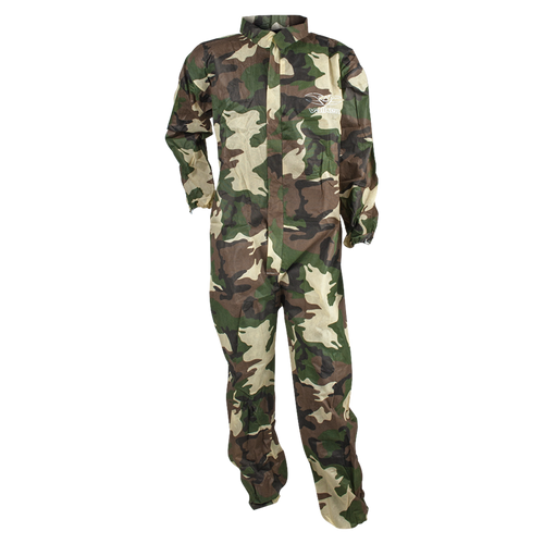 V-TAC Disposable Camo Coveralls