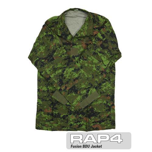 RAP4 Fusion BDU Jacket  - CADPAT