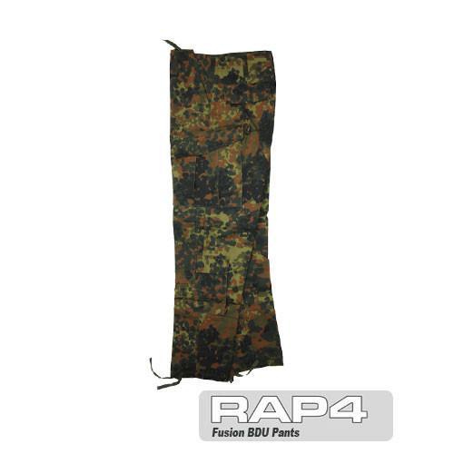 RAP4 Fusion BDU Pants (German Flecktarn)