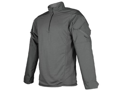 Tru-Spec Urban Force TRU 1/4 Zip Combat Shirt (Size: Urban Grey / X-Large)
