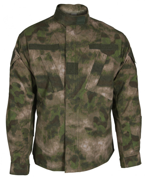 Propper Battle Rip-Stop ACU Coat - A-TACS FG