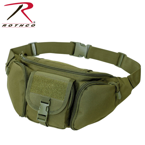 Rothco Tactical Concealed Carry Waist Pack - Olive Drab