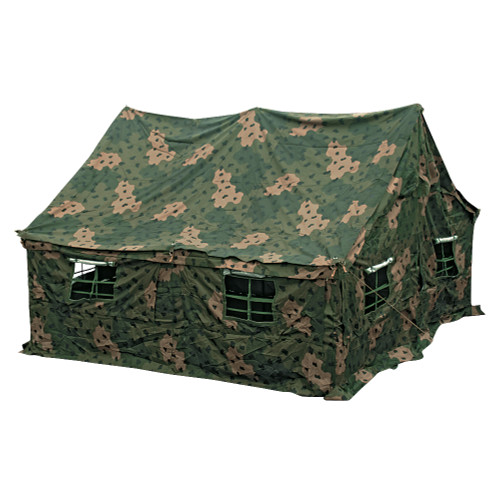 15'x15'  General Purpose Canvas Military Camouflage Tent