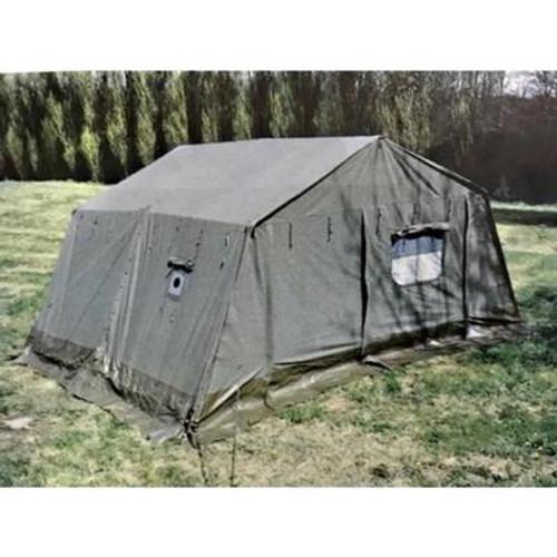 Nato Military Issue Canvas Tent w/Liner - 18u0027 ...  sc 1 st  Hero Outdoors & Nato Military Issue Canvas Tent w/Liner - 18u0027 X 14u0027 - Hero Outdoors