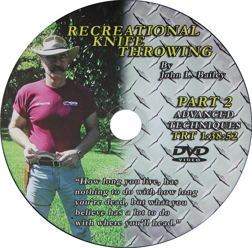 Advanced Techniques DVD