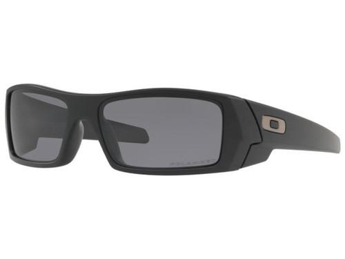 Oakley Gascan Sunglasses (Color: Matte Black / Prizm Grey)