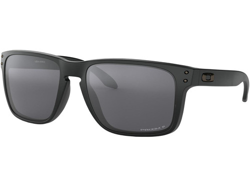 036ccb54ce Oakley Holbrook XL Sunglasses (Color  Matte Black   PRIZM Black Polarized  Lenses)