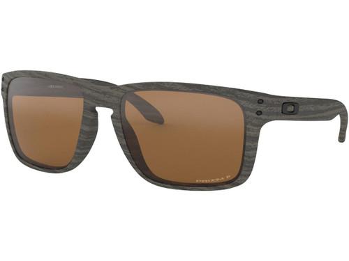 Oakley Holbrook XL Sunglasses (Color: Woodgrain / PRIZM Tungsten Polarized Lenses)