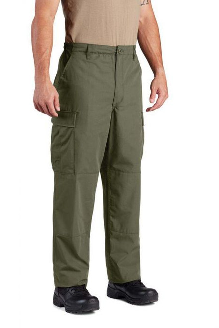 Propper® BDU Trouser Button Fly - Battle Rip® 65/35 Poly/Cotton Ripstop