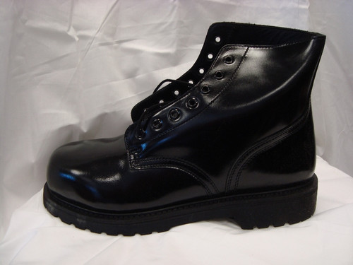 Canadian Armed Forces New Style Parade Ankle Boots