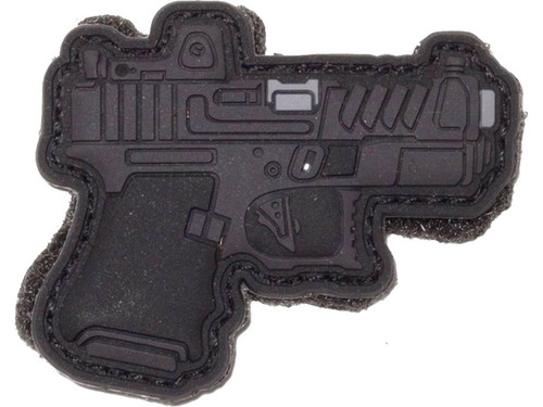 Aprilla Design PVC IFF Hook and Loop Modern Warfare Series Patch (Gun: Fowler Industries G26)