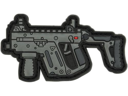 Aprilla Design PVC IFF Hook and Loop Modern Warfare Series Patch (Gun: Kriss Vector)