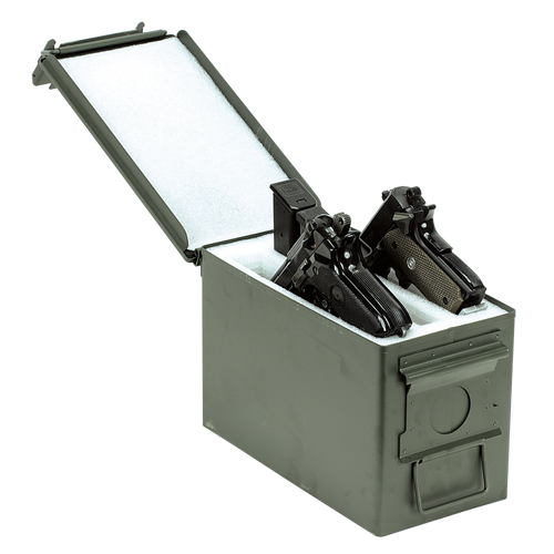 Foam Insert For 50 Cal Ammo Can