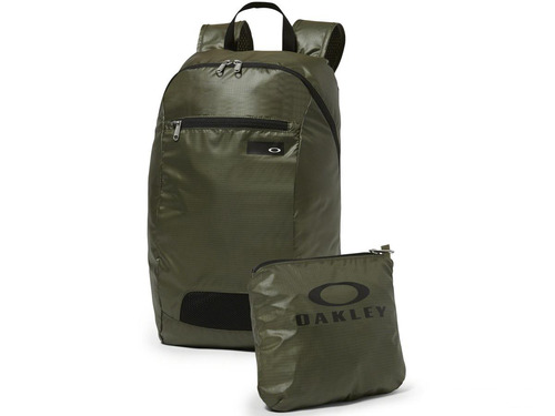 Oakley Packable Backpack (Color: Dark Brush)