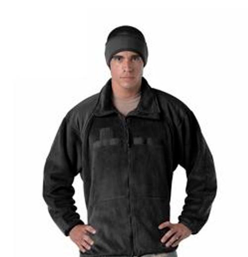 Gen III Military ECWCS Jacket/Liner - Black
