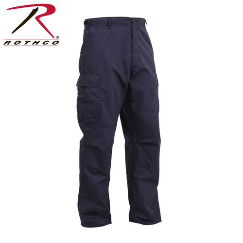Rothco BDU S.W.A.T. Cloth Pants - Navy Blue