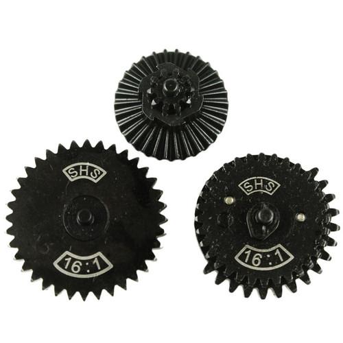 SHS 16:1 High Speed Gear Set