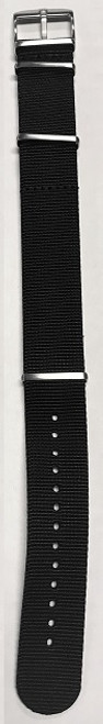 Luminox FN2301.20Q Nylon Watch Strap Black - 23mm