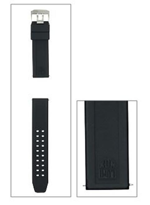 Luminox FP3050.20Q Strap PU Black Steel- 23mm