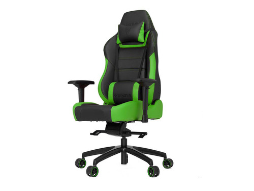 Vertagear Racing Series PL6000 Gaming Chair Rev. 2 (Color: Green)
