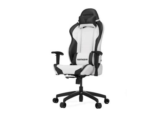 Vertagear Racing Series SL2000 Gaming Chair Rev. 2 (Color: White/Black)