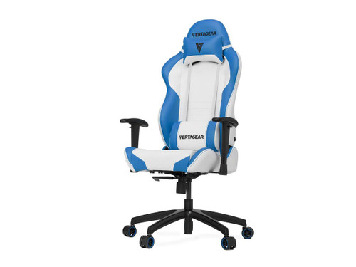 Vertagear Racing Series SL2000 Gaming Chair Rev. 2 (Color: White/Blue)