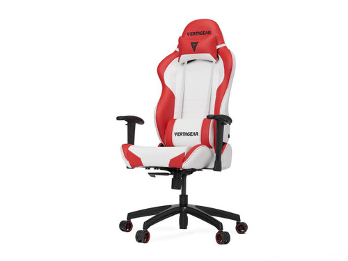 Vertagear Racing Series SL2000 Gaming Chair Rev. 2 (Color: White/Red)