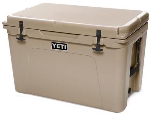 YETI Tundra Ice Chest (Model: 105 / Desert Tan)