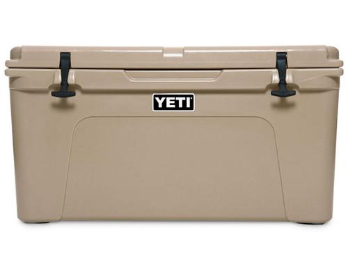 YETI Tundra Ice Chest (Model: 75 / Desert Tan)