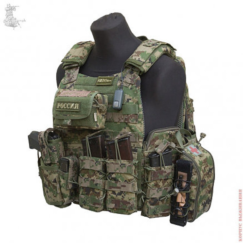 Aspis Simplex Tactical Plate Carrier SURPAT
