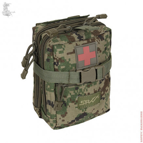 AI Tactical Quick Release First Aid Pouch Large - SURPAT