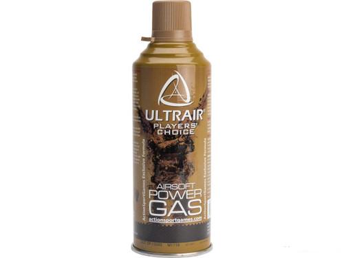 """ASG """"Ultrair"""" Players' Choice Airsoft Green Gas (Qty: 1 Can)"""