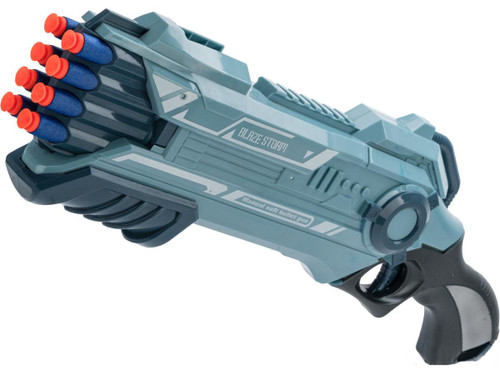 Blaze Storm Foam Blaster 7081 Pump Action Dart Gun