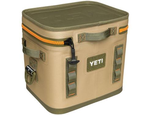 YETI Hopper Flip Cooler (Model: 12 / Field Tan)
