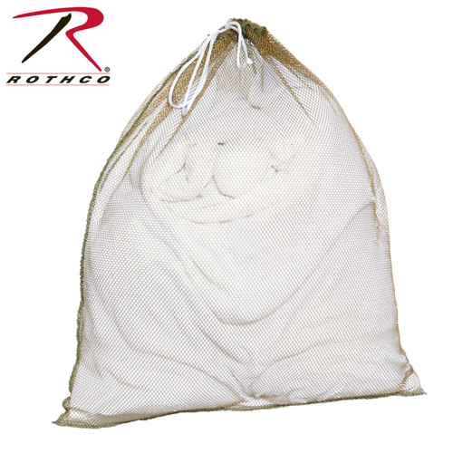 Rothco Large Mesh Bag - Coyote Brown