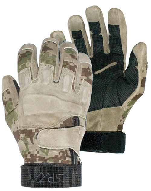 Tactical Gloves SOCOM Suede SURPAT