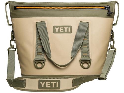 YETI Hopper Two Insulated Carrying Bag (Model: 30 / Field Tan)