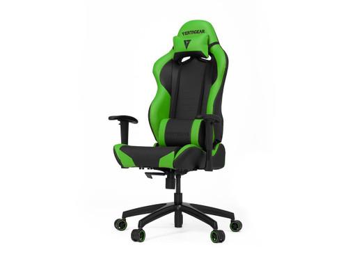 Vertagear Racing Series SL2000 Gaming Chair Rev. 2 (Color: Black/Green)