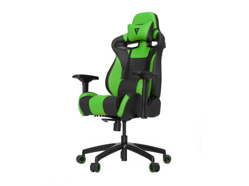 Vertagear Racing Series SL4000 Gaming Chair Rev. 2 (Color: Black/Green)