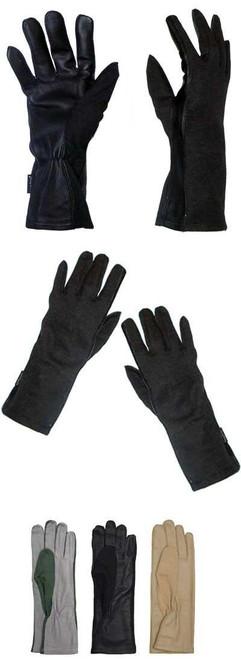 Matrix Nomex Special Ops. Tactical Gloves (Color: Black / X-Large)