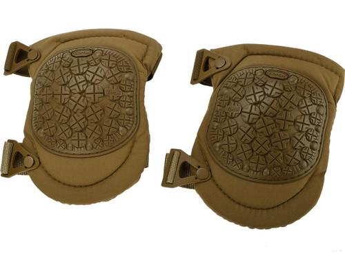 Alta Industries AltaFLEX 360 Knee Pads with Vibram Cap (Color: Coyote)