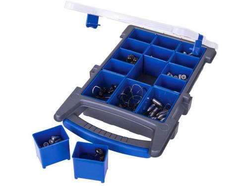 "Flambeau IKE Quotient ""IQ"" Series Utility Box / Fishing Tackle (Size: Small)"