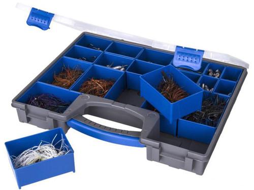 "Flambeau IKE Quotient ""IQ"" Series Utility Box / Fishing Tackle (Size: Large)"