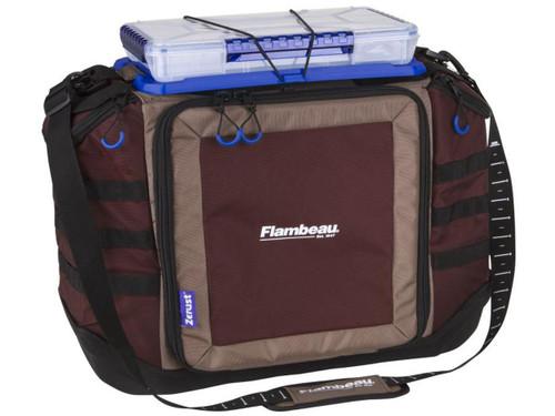 Flambeau Portage Duffle / Fishing Tackle Bag (Size: Alpha - Large)